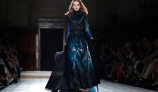 Fall/Winter 20-21 Fabric Trends Tell a Dark Fairy Tale