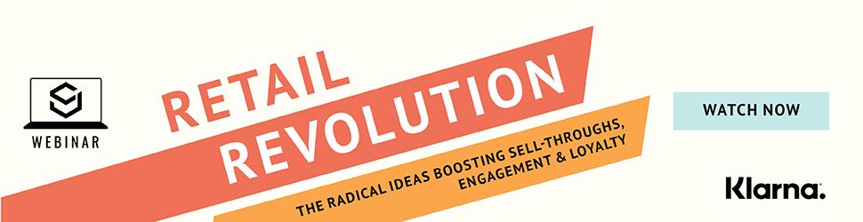 Retail Revolution webinar