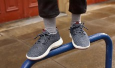 Allbirds Dodges Mist and Drizzle with Weatherproof Mizzle Sneakers