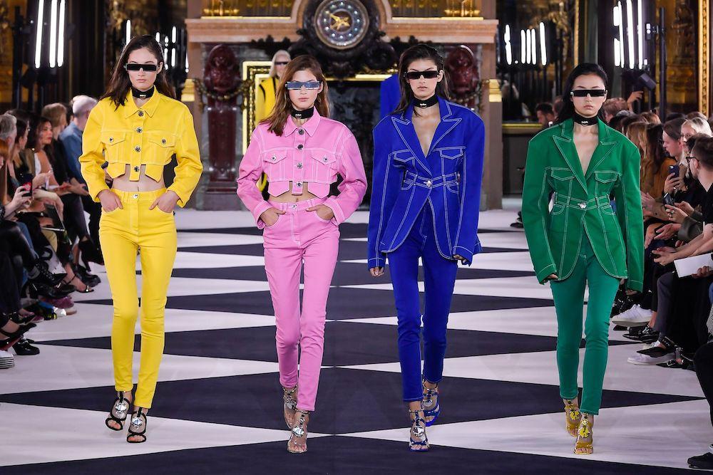 2019 Women/'s  Luxury Designer Inspired Tassel Embroidery Long Blazer Coat
