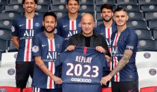 Replay Inks 4-Year Licensing Deal with Paris Saint-Germain Football Club