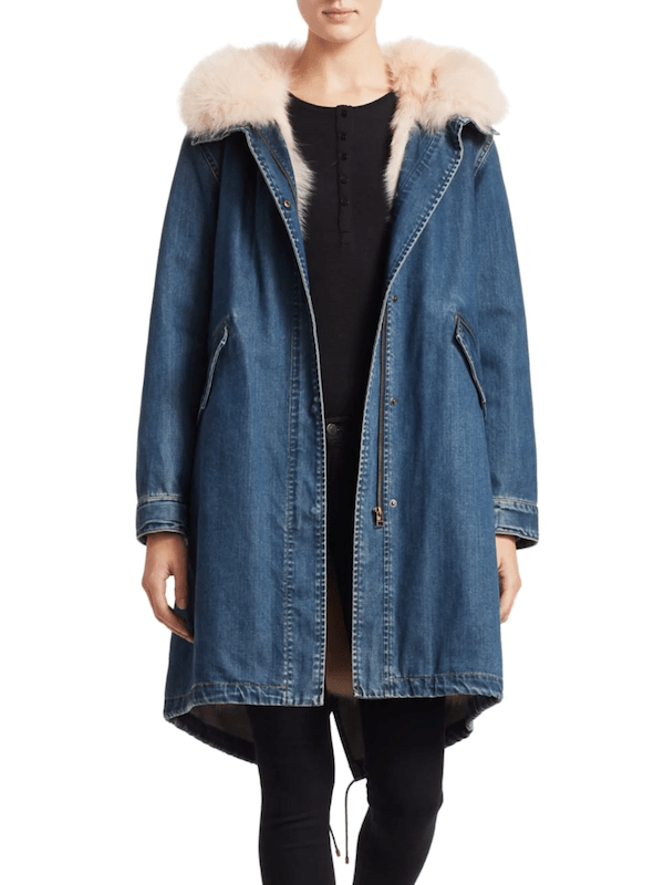 We rounded up 20 designer denim pieces over $200 to buy with your holiday gift cards.
