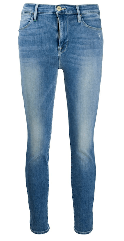 Rivet hand-selected 10 pairs of low-rise jeans to ease you back in to the form-fitting trend.