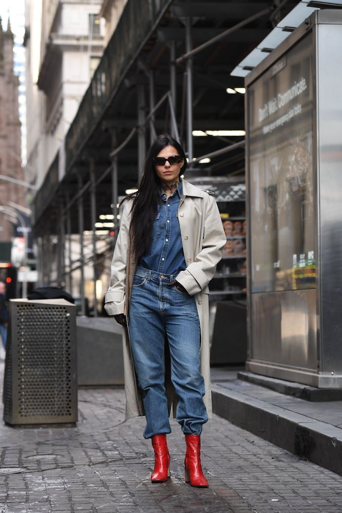 4 fashion trends that defined denim in the 2010s.