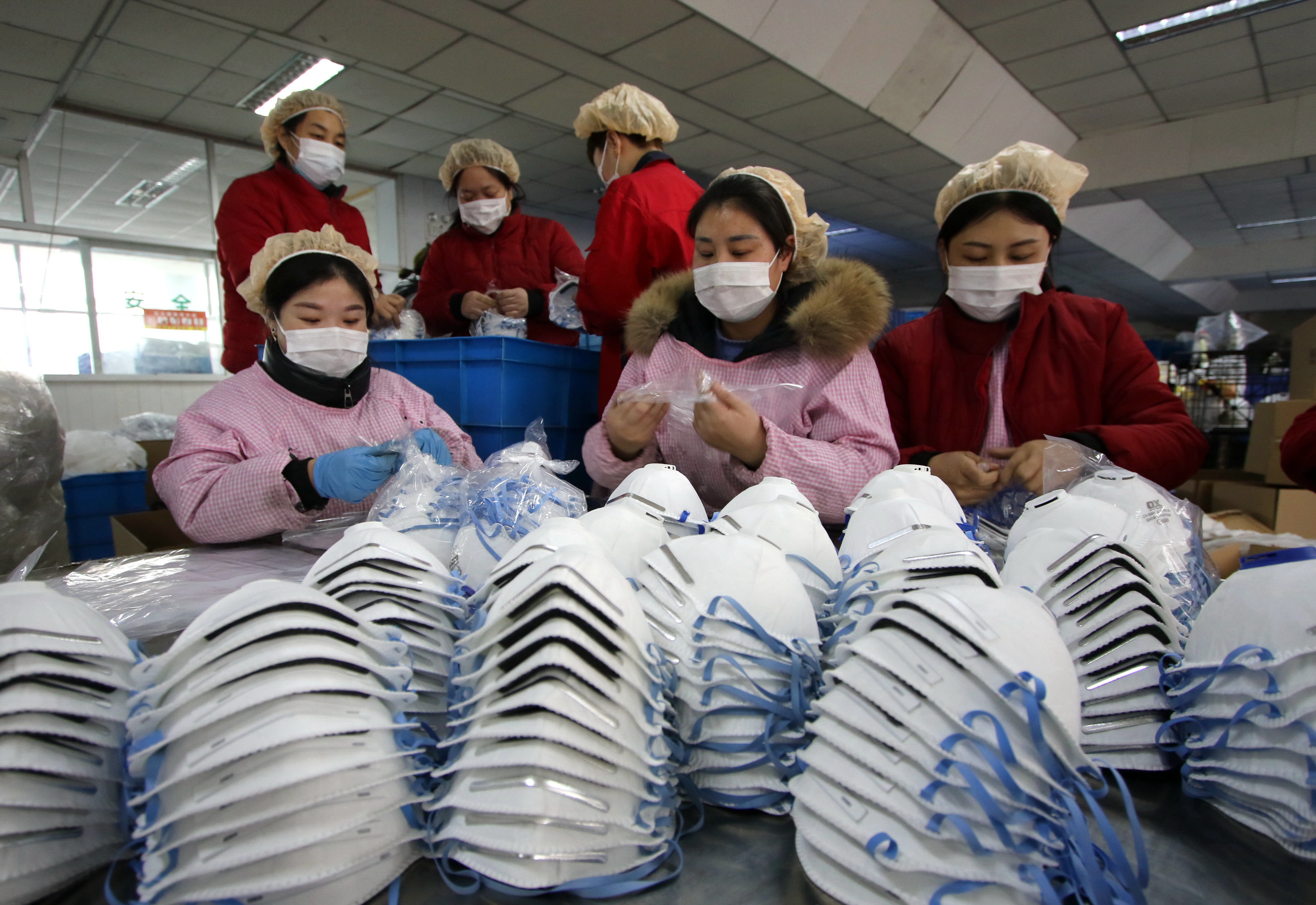 Coronavirus Extends Factory Closures, Strangles Supply Chains ...