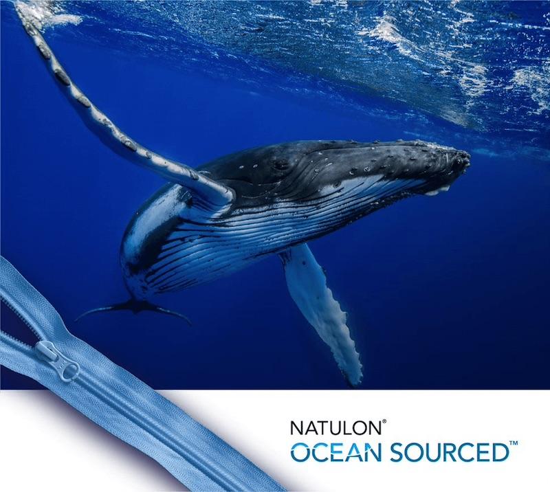 YKK takes on ocean plastic.