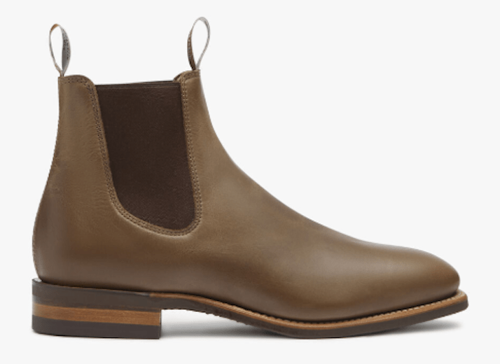 Rivet compiled a list of the best men's work boots to wear with selvedge denim, from Red Wing Moc-toes to Frye's Engineer boots.