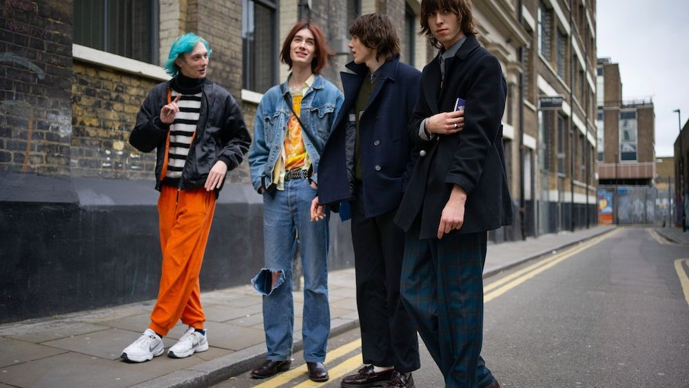 Streetwear and Tailoring Collide at London Fashion Week: Men's – Sourcing  Journal