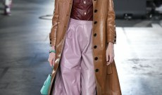 Leather Lit Up NYFW Runways But Is it Appealing to Conscious Consumers?