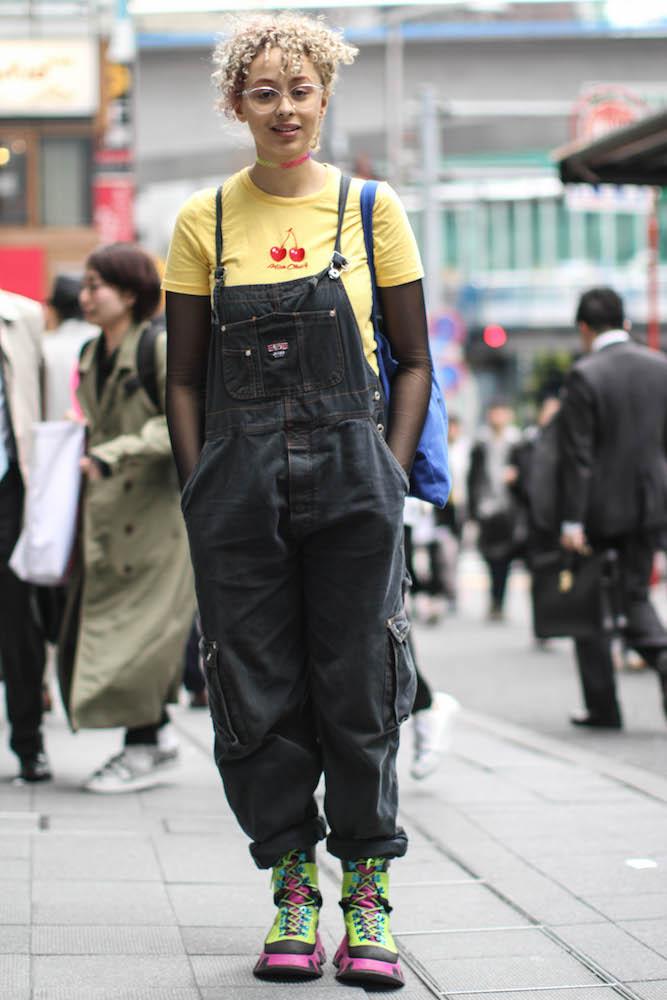 Denim industry veteran Gordon Muir shares his trend mood board inspired by denim street style in Tokyo and Osaka.