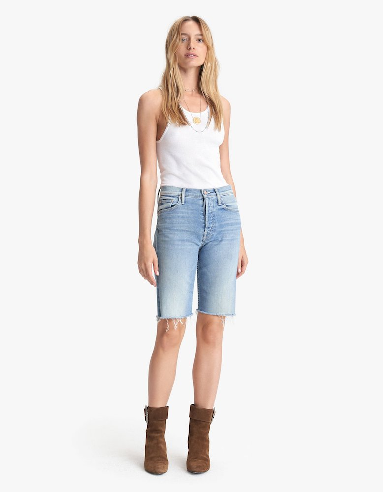 Bermuda shorts are on track to be an important summer trend.