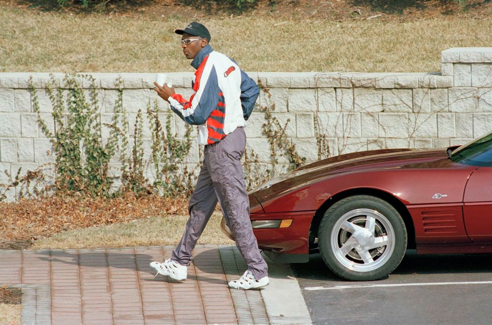 """The Last Dance"" is driving fashion brands and consumers to emulate Michael Jordan's loose '90s fits, according to Edited."