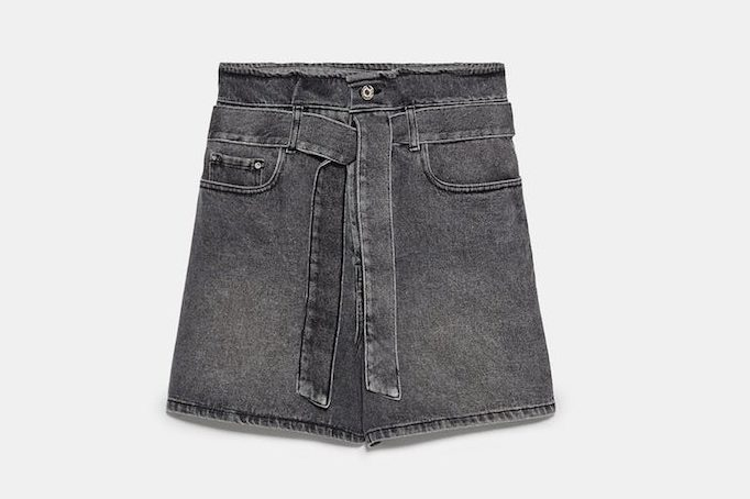 From high waisted cut-offs to trendy paperbag styles, these are some of our favorite denim shorts for women that work for every occasion.
