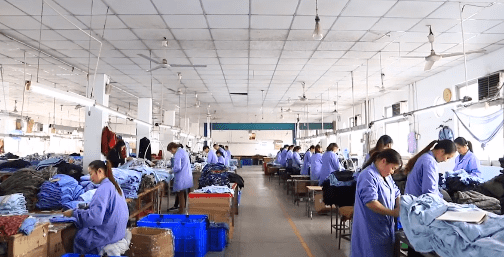 Tianyun factory