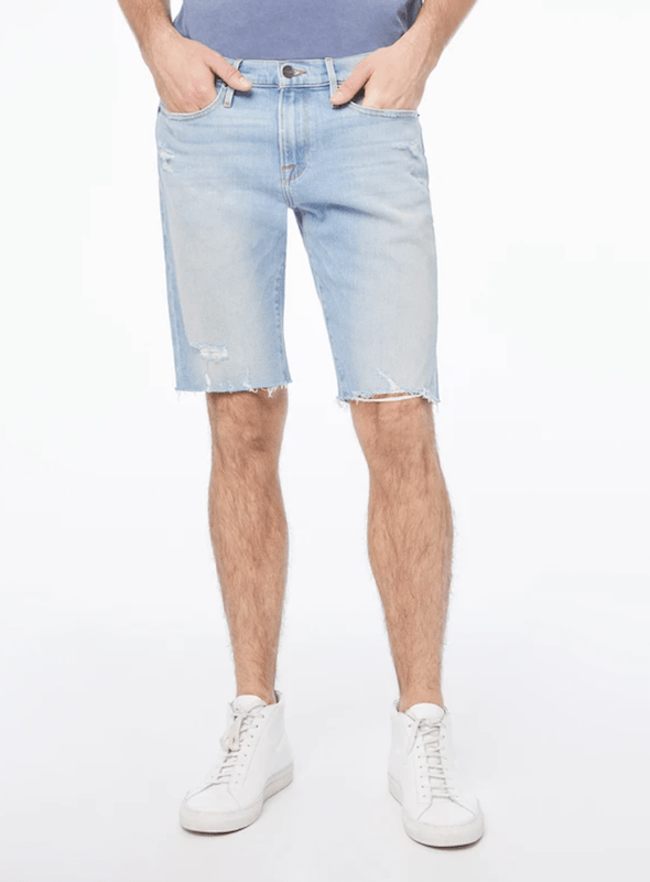 Rivet compiled a list of men's denim shorts suitable for this coming summer season that will keep you cool and fashionable all season long.
