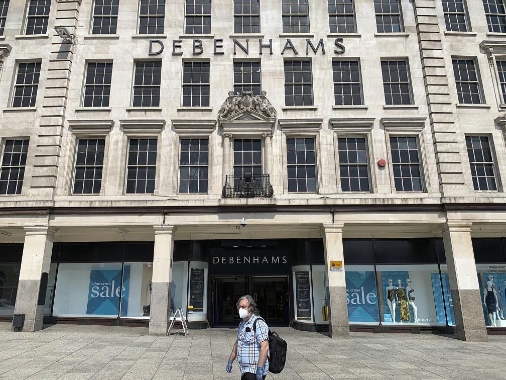 Debenhams Cuts 2,500 More Jobs