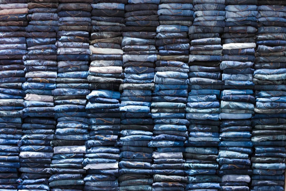 US Jeans Imports Suffer Steep Fall in First Half