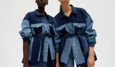 Monki Puts a Cool-Girl Twist on Upcycled Fast-Fashion Denim