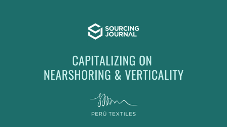 Peru Textiles Capitalizing on Nearshoring & Verticality