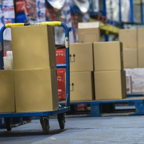Could a spike in Cyber Monday orders strain supply-chain logistics, resulting in delays in order fulfillment and on-time deliveries?