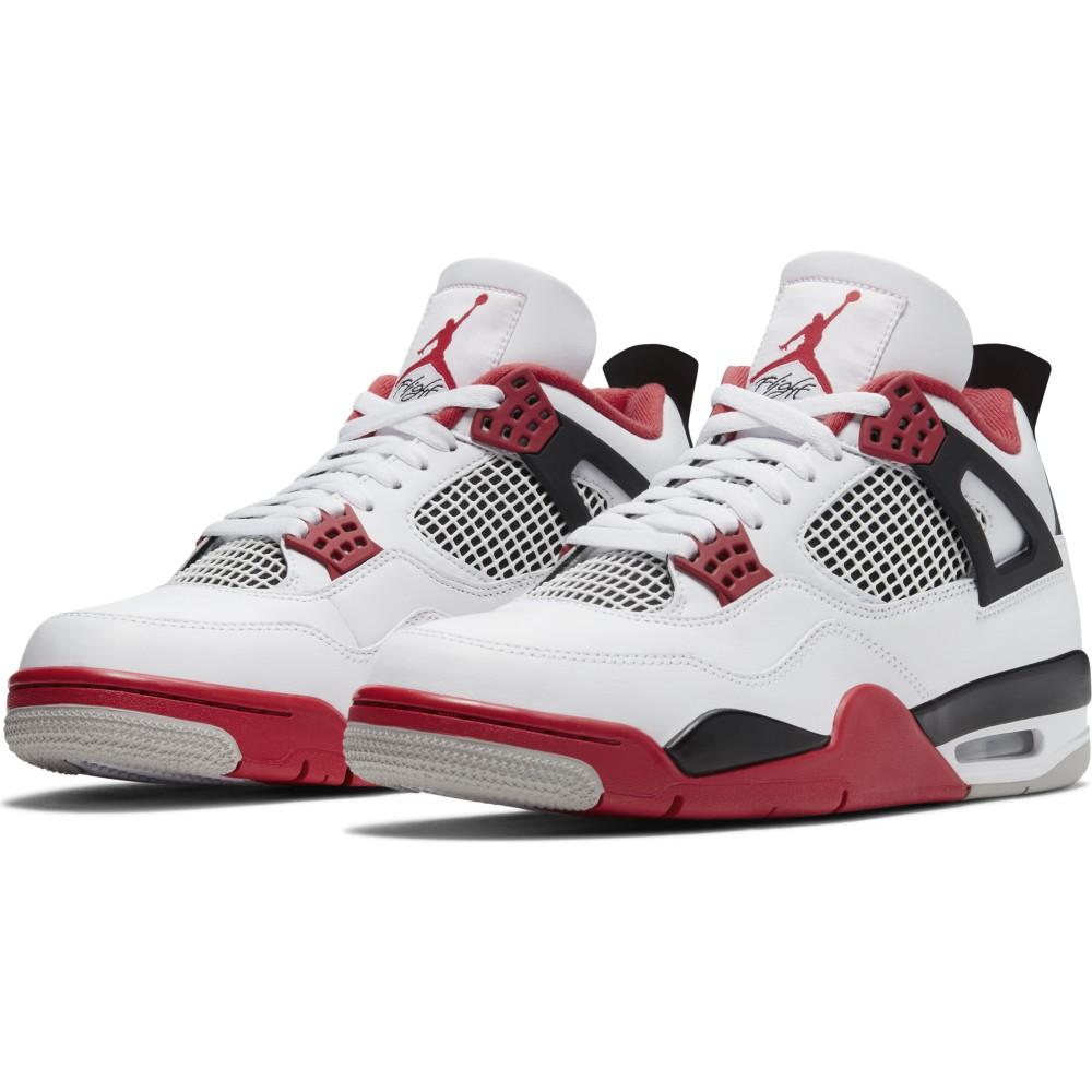 Air Jordan Retro 4 sneaker, set to hit FootLocker.com on Dec. 4.