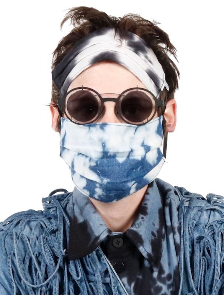 Denim brands and mills responded to the pandemic by shifting production to face masks and PPE and donating to relief organizations.