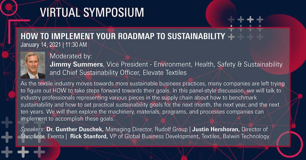 Roadmap to Sustainability
