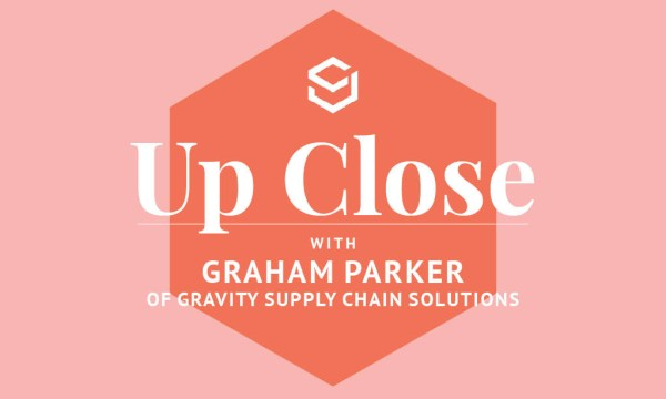 In this Q+A, Gravity's Graham Parker explains the need for faster supply chain digitization and how connectivity can drive consumer loyalty.