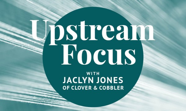 In this Q+A, Clover + Cobbler's Jaclyn Jones discusses the benefits of small-batch production and a surprising footwear trend during Covid.