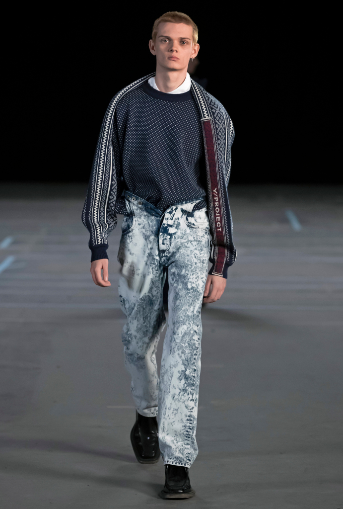 The F/W 22-23 denim season will be filled with refreshing blues, icy surfaces and atmospheric finishes, according to Denim Première Vision.