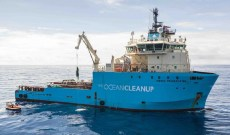 How Maersk and Ocean Cleanup are Expanding Plastic Reduction Mission