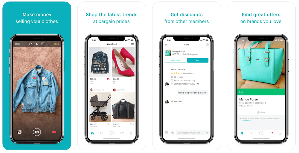If you're searching for the best resale sites for pre-owned clothing and accessories, try some of these Rivet-approved services.