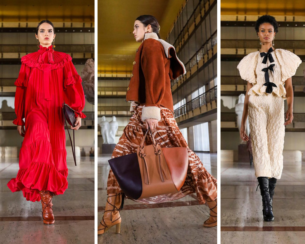 Pantone predicts an optimistic palette of enduring and exuberant colors for New York Fashion Week's Fall/Winter 21-22 season.