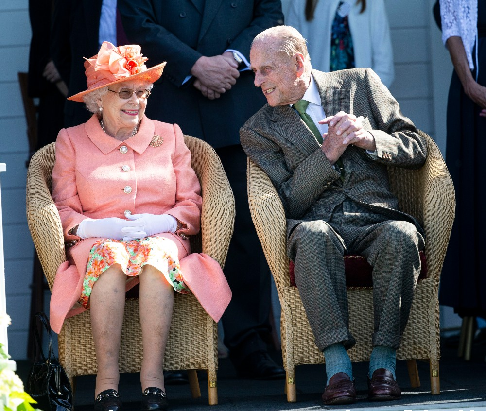 Prince Philip Maintained the Same Pair of Black Dress Shoes for Decades