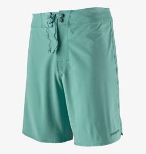 Men's stretch Hydropeak board shorts.