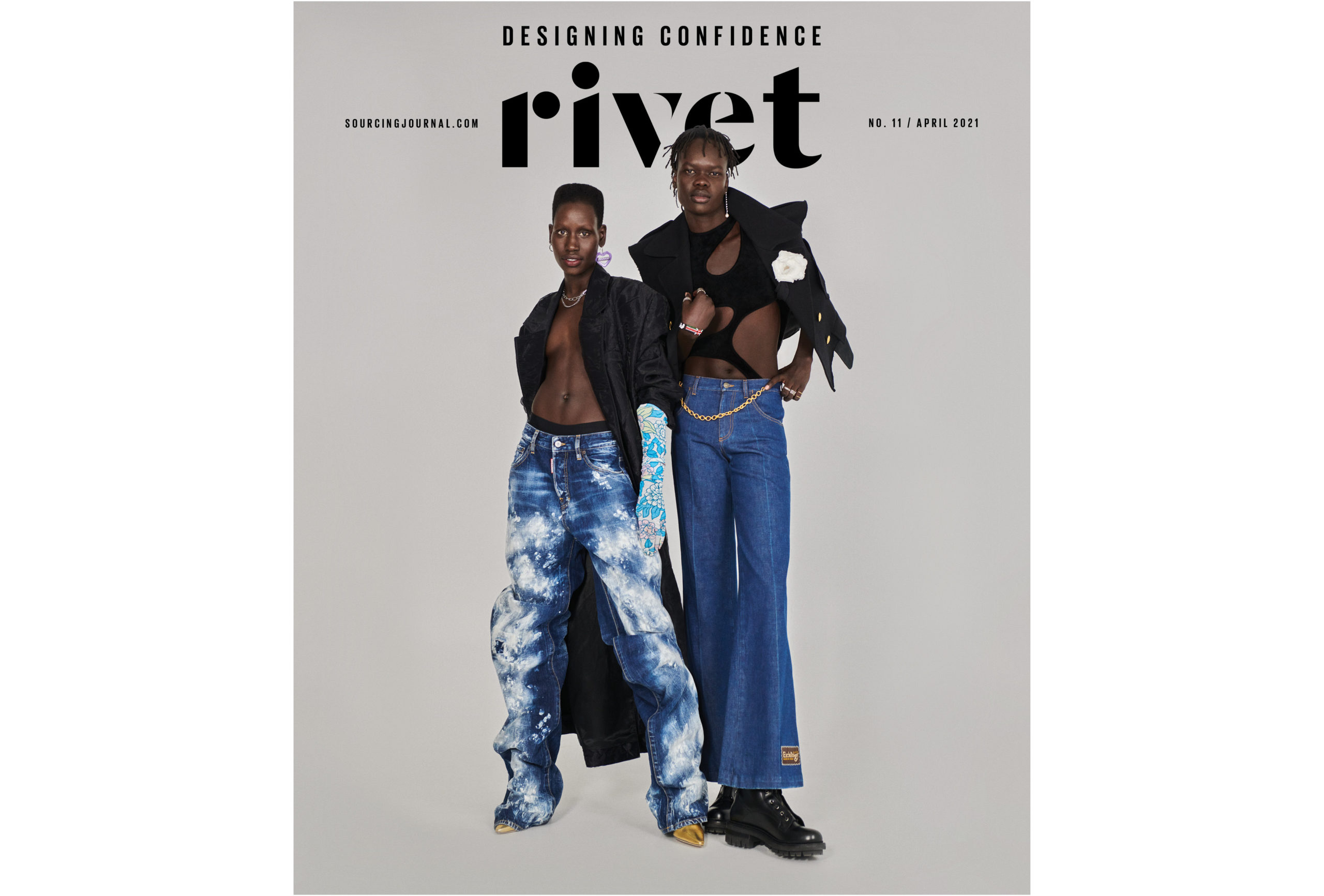 Rivet, the authority serving the global denim industry, released its April issue dedicated to the massive opportunity awaiting the market.