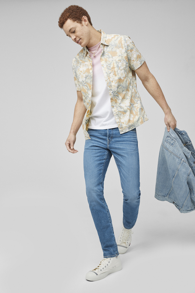 American Eagle has joined the growing list of denim brands participating in the Ellen MacArthur Foundation's Jeans Redesign program.