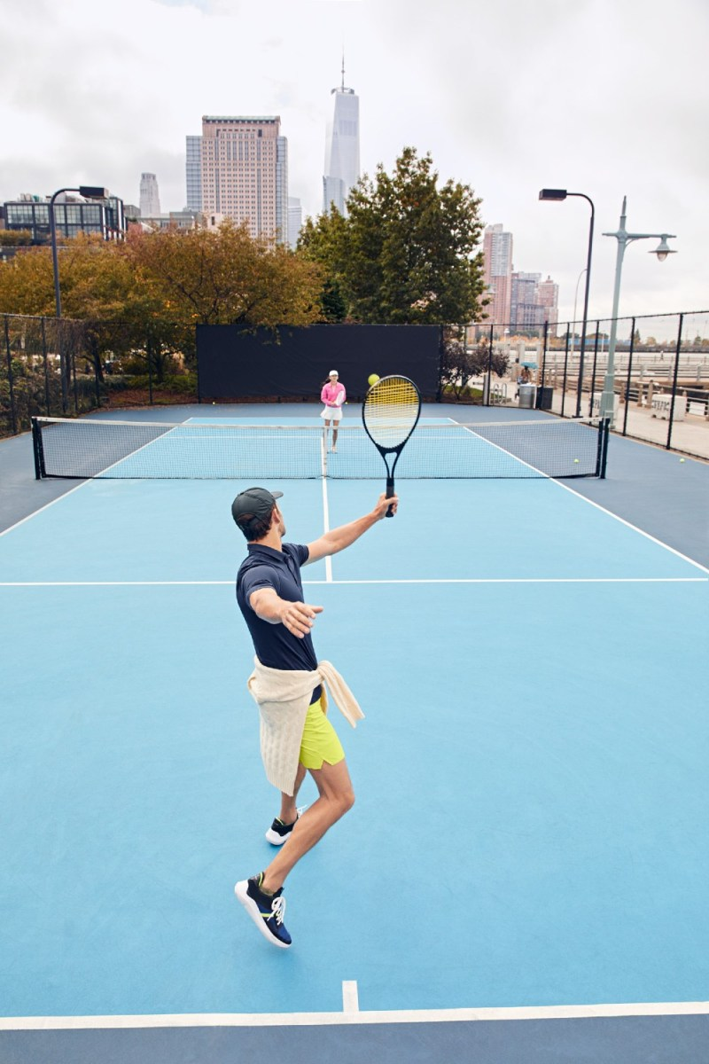 Cole Haan Targets Tennis Lifestyle With Latest Performance Sneaker