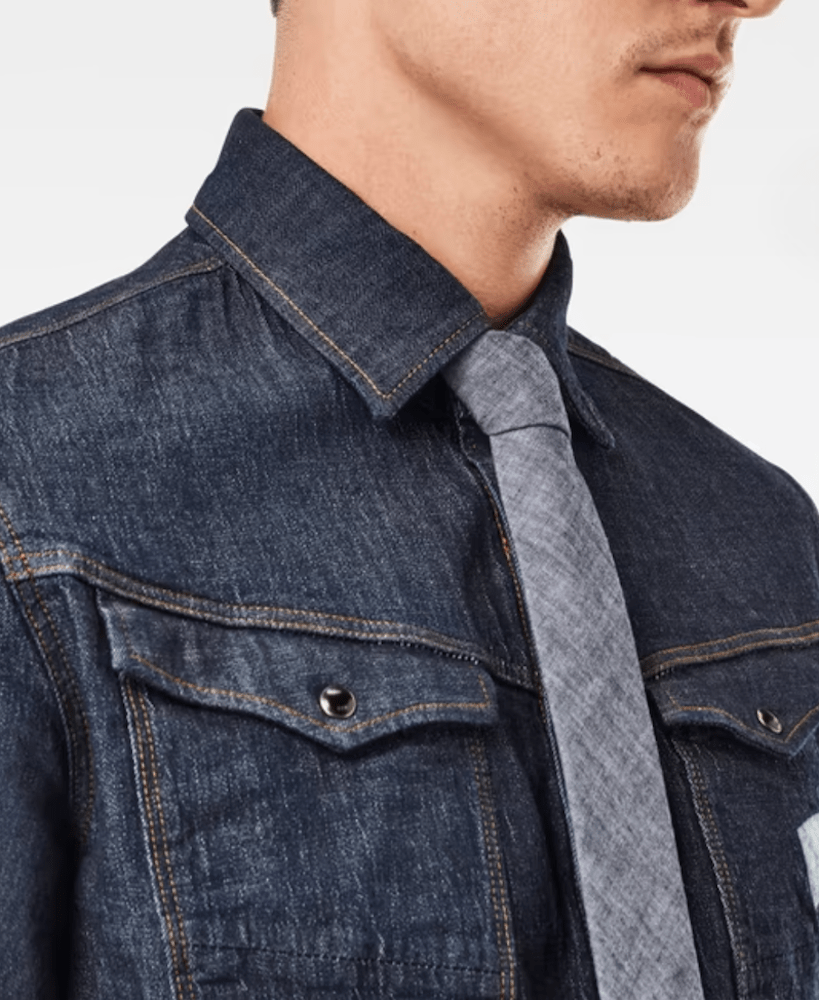 Rivet compiled a list of denim gifts for Father's Day, spanning denim jackets, ties, shorts and more for the dad in your life.
