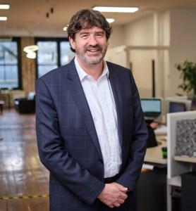 Grant Cochrane Oritain CEO