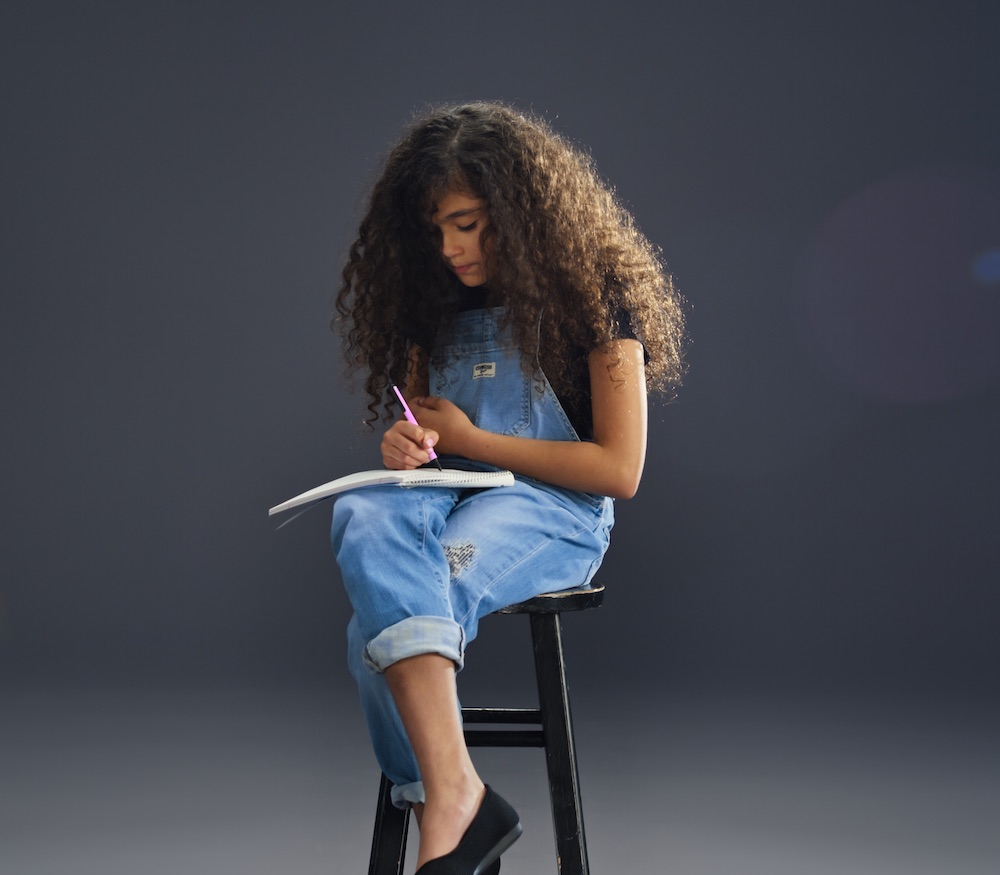 Famous Offspring Front OshKosh's Back-to-School Campaign