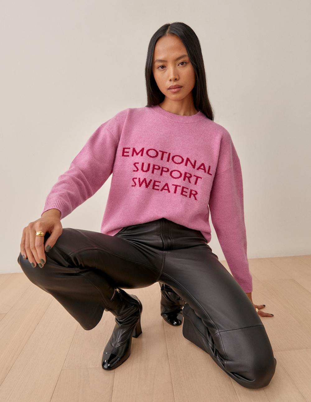 Reformation Nativa sweater