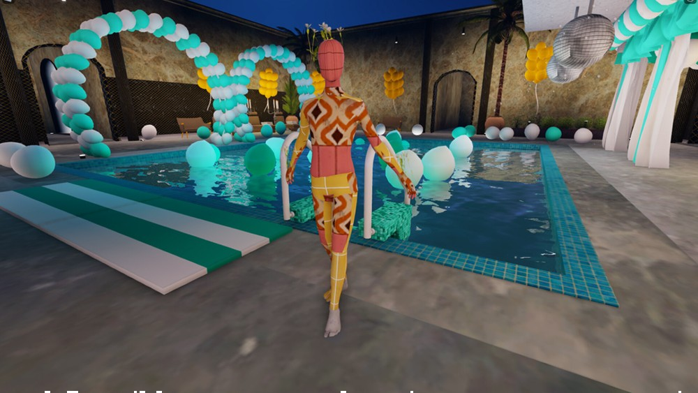 Roblox launched Gucci Garden as a two-week experience in May