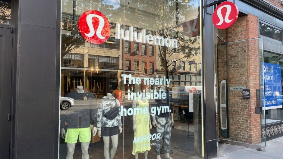 Lululemon expects its debut footwear styles