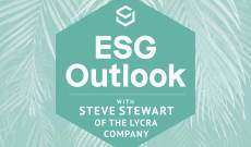 ESG Outlook: Steve Stewart of The LYCRA Company on Scaling Circularity