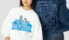 Wrangler Drops New Rick and Morty Collab Ahead of Adult Swim Festival