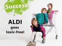 Aldi Pledges to Eliminate Toxic Chemicals