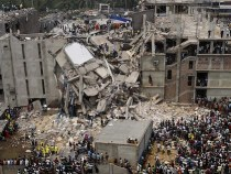 38 People Charged With Murder for Rana Plaza Factory Collapse