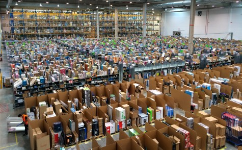 Here's Where Logistics is Headed and Why Amazon is Unstoppable