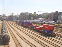 China Launches Freight Train to London